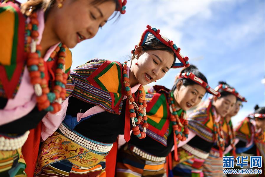 """""""藏西秘境""""的文化瑰寶——古格宣舞(圖)"""