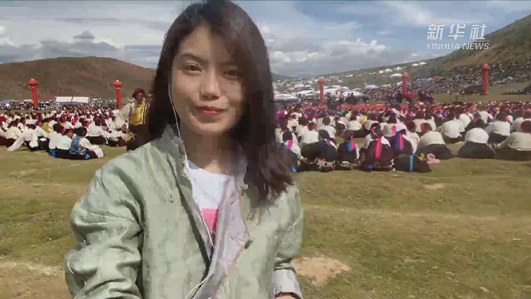 """【微視頻】我在西藏Vlog 在芒康:聞""""弦""""起舞"""