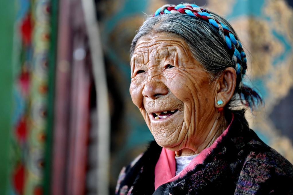 苦難和新生——西藏翻身農奴影像檔案:邊巴倉決