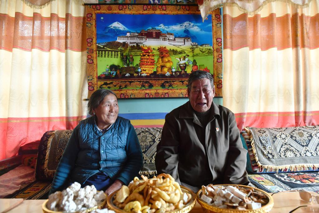 苦難和新生——西藏翻身農奴影像檔案:索朗楊佩