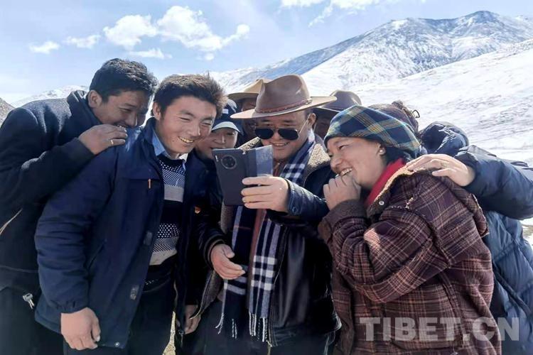 援助西藏發展基金會第九批駐村工作隊工作紀實