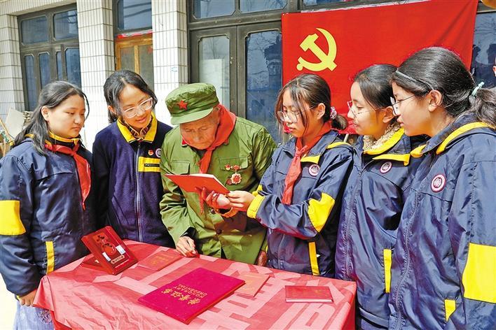 """南通西藏民族中學""""南通有家""""活動走筆"""